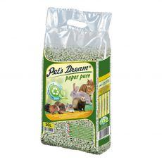 Stelja JRS Pet's Dream Paper Pure 10 L / 4,8 kg