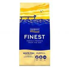FISH4DOGS FINEST White Fish Puppy 1,5 kg