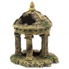 Okras AQUA EXCELLENT ruševine gradu 10,4 x 9,2 x 12,7 cm