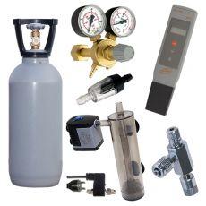 Komplet CO2 AAA 1,5 kg + BREZPLAČEN merilnik pH