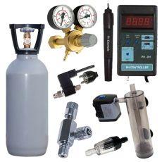 Komplet CO2 AAA top + pH regulator (2 kg)
