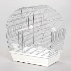 Ptičja kletka TINA krom - 51 x 28 x 55 cm