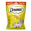 Priboljški za mačke Dreamies z mehkim sirom 180 g