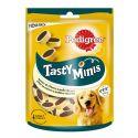 Pedigree Tasty Minis koščki s sirom in govedino 140 g