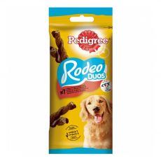 Pedigree Rodeo Duos govedina in sir 123 g