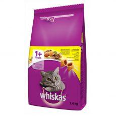 Whiskas piščanec 1,4 kg