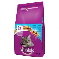 Whiskas tuna 1,4 kg