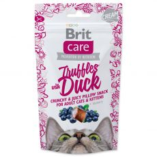 Brit Care Cat Snack Truffles Duck 50 g
