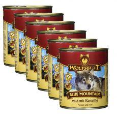 Konzerva WOLFSBLUT Blue Mountain 6 x 800 g