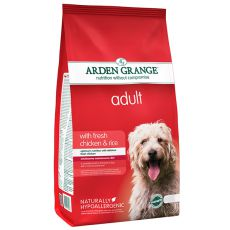 ARDEN GRANGE Adult with fresh chicken & rice 2 kg