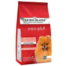 ARDEN GRANGE Adult Mini with fresh chicken & rice 2 kg