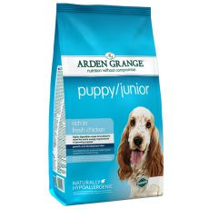 ARDEN GRANGE Puppy / Junior rich in fresh chicken 6 kg