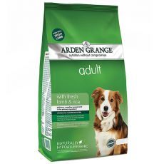 ARDEN GRANGE Adult rich in fresh lamb & rice 6 kg
