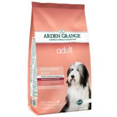 ARDEN GRANGE Adult fresh salmon & rice 6 kg