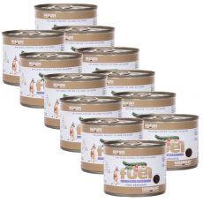 Konzervirana hrana Meat Love Fuel kenguru 12 x 200 g