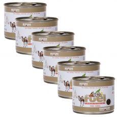 Konzervirana hrana Meat Love Fuel kamelje meso 6 x 200 g