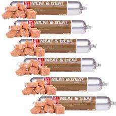 Meat Love salama iz 100% konjskega mesa 6 x 80 g