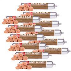 Meat Love salama iz 100% konjskega mesa 12 x 80 g