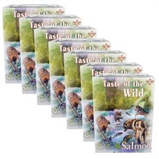 Mokra hrana Taste of the Wild Salmon 7 x 390 g