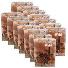 Mokra hrana Taste of the Wild Turkey 14 x 390 g