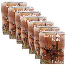 Mokra hrana Taste of the Wild Turkey 7 x 390 g