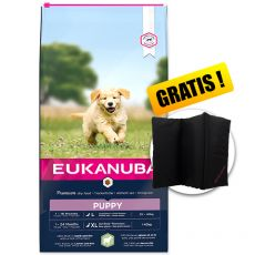 EUKANUBA PUPPY JUNIOR Lamb & Rice - 12 kg
