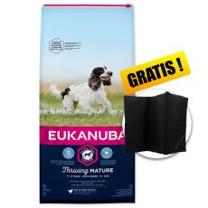 EUKANUBA MATURE & SENIOR 7+ Medium Breed - 15 kg