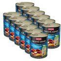 Konzerva GranCarno Fleisch Adult prekajena jegulja + krompir - 12 x 800 g