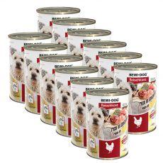Novo BEWI DOG konzerva – piščanec, 12 x 400 g