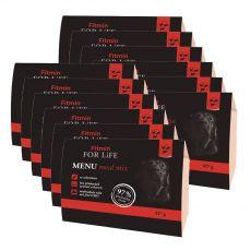Mesna mešanica Fitmin For Life Menu 12 x 427 g