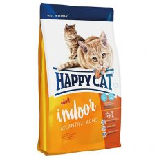 Happy Cat Adult Indoor Atlantik-Lachs 4 kg