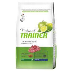 Trainer Natural Adult Maxi, govedina in riž, 3 kg