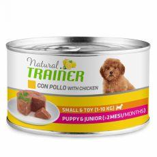 Trainer Natural Puppy Small & Toy chicken 150 g