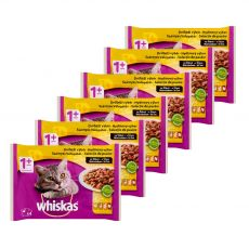 Whiskas Poultry izbor hran v soku 6 x (4 x 100 g)