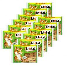 Vrečke Kitekat Ranch menu v soku 12 x (4 x 100 g)
