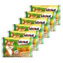 Vrečke Kitekat Farm menu v soku 6 x (4 x 100 g)
