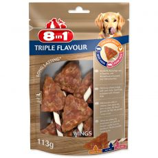 8in1 Triple Flavour Wings 6 pcs