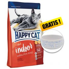 Happy Cat Indoor Voralpen-Rind 4 kg