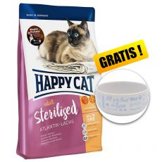 Happy Cat Sterilised Atlantik Lachs / Salmon 4 kg