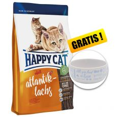 Happy Cat Adult Atlantik-Lachs, 4kg