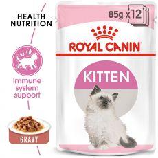 Royal Canin KITTEN Instinctive 12 x 85 g - vrečica