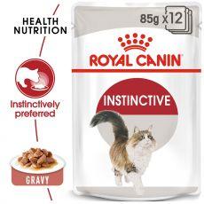 Royal Canin INSTINCTIVE 12 x 85 g - vrečica