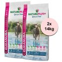 Eukanuba Nature Plus+ Puppy Grain Free Salmon 2 x 14 kg
