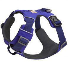 Pasja oprsnica Ruffwear Front Range Harness, Huckleberry Blue XXS