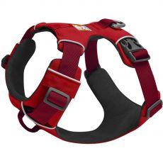 Pasja oprsnica Ruffwear Front Range Harness, Red Sumac XS