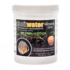 SaltyShrimp Softwater Mineral GH+, 850 g