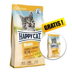 Happy Cat Minkas Hairball Control 10 kg + DARILO