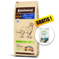 EMINENT Grain Free Adult Large Breed 12 kg + DARILO