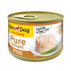 GimDog Pure Delight piščanec 150 g