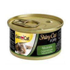 Gimpet ShinyCat piščanec v želatini 70 g